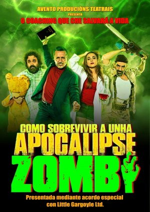 Como sobrevivir a unha apocalipse zombi